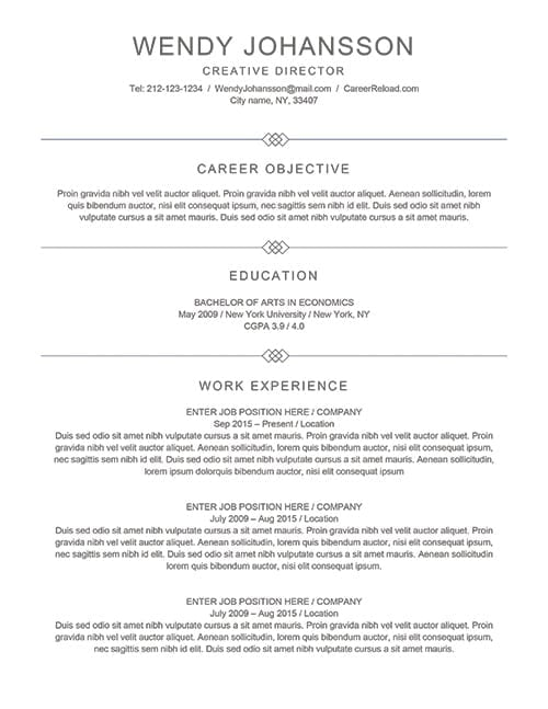 free resume template download format word document templates for freshers microsoft 2007