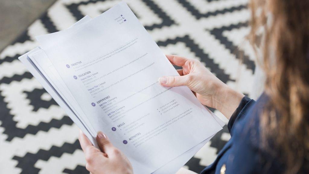 Resume summary vs objective